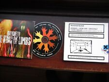 RADIOHEAD AIRBAG HOW AM I DRIVING & KING OF LIMBS 2 CDs 1998 & 2011 N/M