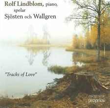 Tracks of Love (Lindblom) [CD]