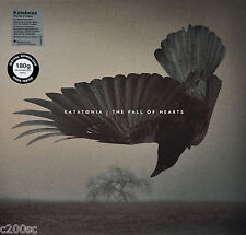 KATATONIA - THE FALL OF HEARTS, ORG 2016 EU 180G vinyl 2LP + DOWNLOAD, SEALED!