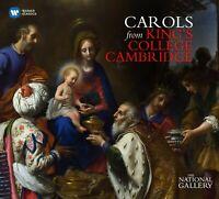 CAMBRI CHOIR OF KING'S COLLEGE - CAROLS/WEIHNACHTSLIEDER 2 CD NEU