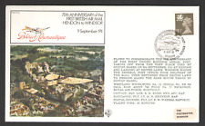 COVER Aviation GB 70th ANNIVERSARY OF FIRST BRITISH AIR MAIL 09/09/81 BFPS 1911