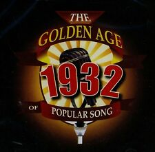 BEST OF 1932 THE GOLDEN AGE - BRAND NEW SEALED CD ** 25 VINTAGE 30's HITS **