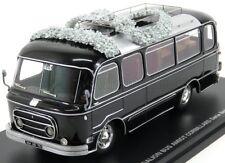 wonderful modelcar RENAULT GALION AUTOBUS CAMIOT HEARSE 1968 - black - 1/43