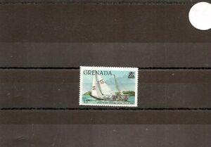 "Grenada 1980 SG1089 1v of set NHM ""Petite Amie""-Spice Island Cruising Yacht"
