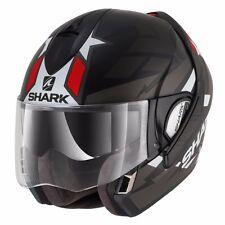 Shark Evoline Series 3 Strelka Helmet Mat Black / Red Large 59-60 cm RRP $569.95