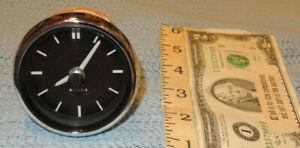 1970 to 1975 Mercedes Benz Clock VDO Quartz 280 SE 350SL 450SL 220 in Dash