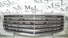 MERCEDES E CLASS W211 FRONT GRILL facelift