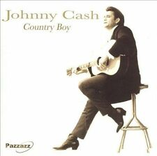 Country Boy [Pazzazz] by Johnny Cash (CD, Jun-2005, Pazzazz) Wrapped brand new!