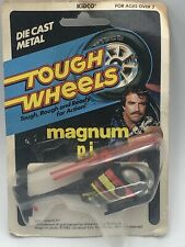 Magnum P.I. Helicopter Kidco Tough Wheels 1982 Vintage 80s New Carded MOC RARE!!