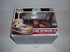 Luke Skywalker with Speeder #175 Smuggler's Bounty Exclusive Vinyl Bobble
