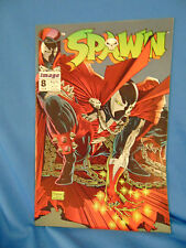 Spawn comic book #8 superhero 1993 Todd McFarlane art Image 1st printing  Heaven