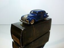 BROOKLIN MODELS BRK7 CHRYSLER AIRFLOW 4 DOOR SEDAN 1934- 1:43 - EXCELLENT IN BOX