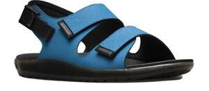 Dr. Martens Crewe Sandal Unisex Blue Adjustable Strap Sport US Mens 9 Women 10