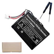 Battery Replacement For iPod Mini 4gb/6gb Clickwheel 600mah 3.7v NEW