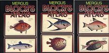 BAENSCH BLOCH FISH ATLAS Volume 1 - 3