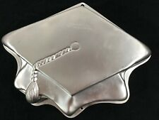 Wilton Cake Baking Pan Mold Graduate Mortar Board Hat Cap Graduation 1999 Tassel