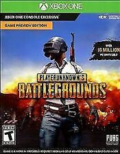 PlayerUnknown's Battlegrounds (Microsoft Xbox One, 2017) * DOWNLOAD