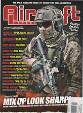 AIRSOFT INTERNATIONAL MAGAZINE UK VOL.8 #9, MIX UP LOOK SHARP.