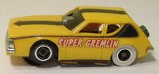 Tycopro Super Gremlin Slotcar, Brass Pan Chassis