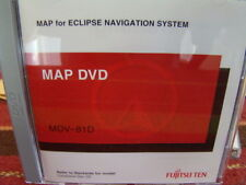 ECLIPSE AVN 6610 DVD MAP DISC 2011 Used but in excellent condition