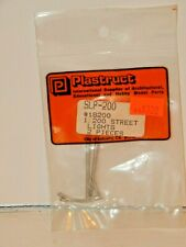 Plastruct N #SLP-200 Street Lights 2 pieces NEW