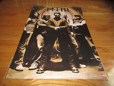 Finnish HIM DarkLight Poster VILLE HERMANNI VALO Mikko Lindström JULIUS PAANANEN