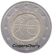 Ierland 2009 2€ UNC 10j Euro EMU
