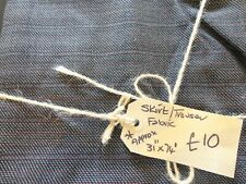 """Checked Skirt/Trouser Fabric 31"""" x 74"""""""