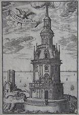 VUE SUR LA TOUR DE CORDOVAN, 1636