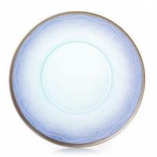 New!~Yankee Candle~Twilight Dusk Glass Jar Candle Tray For Medium/Large