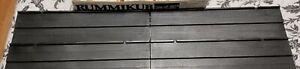 4  Rummikub Replacement Racks (4) Pressman Board Game 1987 Brown