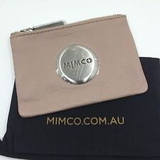 HOT $_$ MIMCO SMALL MIM POUCH WALLET balsa FREE ^_^ EXPRESS POST