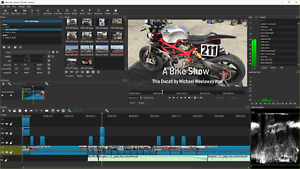 Shotcut professional YouTube Movie Maker Video Editing Software suite- 4k Studio