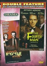 Murder Within Me / The Fourth Man (1987) Anthony Hopkins Double Feature DVD