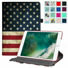 Multi Angles Leather Case Cover Stand For iPad Pro 10.5/9.7, iPad 2017 Air Mini