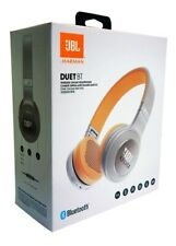 SILVER JBL Duet BT Wireless On-Ear Headphones with 16-Hour Battery