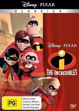 The Incredibles (DVD, 2011, 2-Disc Set)