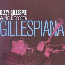 DIZZY GILLESPIE - GILLESPIANA NEW CD