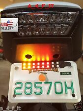 LED Brake Tail Light Turn Signal + Running Integrated HD Harley Davidson Chopper