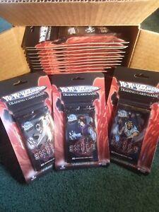 Yu Yu Hakusho TCG CCG Exile Unlimited Blister Booster Box 24 Packs