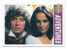1994 Cornerstone DR WHO Base Card (28) Adventures