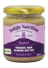 Organic raw amande beurre - 250g-indigo herbes