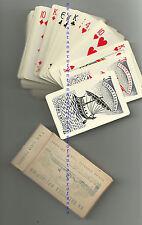 Carte da gioco, Mazzo completo -National Hellenic American Lines.anni 50