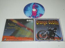 Orange Goblin ‎– Time Travelling Blues / Rise Above Records ‎– CDRISE 18