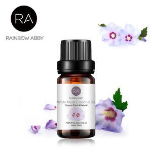 RA 30ml Aromatherapy Essential Oils Sandalwood Vetiver Rose Chamomile Fragrances