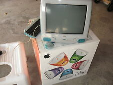 Desktops & All-in-ones Apple Macintosh Imac G3 Bundle Classic Retro Vintage Computer Glass Cameo Tested Fixing Prices According To Quality Of Products