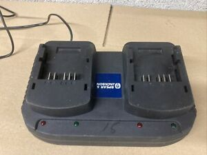 Spear and Jackson BOQ-SP07-2040ZB Battery charger Dual Charger For Chainsaw