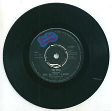 """PAUL McCARTNEY & WINGS - THE MESS - 7"""" VINYL 1973 RED ROSE SPEEDWAY RECORDS"""