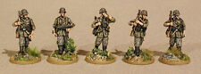 TQD GH08 20mm Diecast WWII 1936-45 German Summer Infantry Marching I