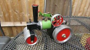 Vintage Mamod Steam Roller Engine